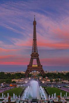 Eiffel Tower | Paris, France |