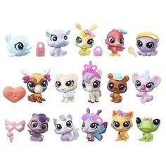 Littlest Pet Shop City Fashion Pet Pack | eBay
