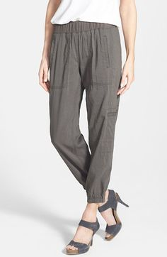 Eileen Fisher Cargo Ankle Pants, Nordstrom.com