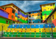 Guadape, Colombia