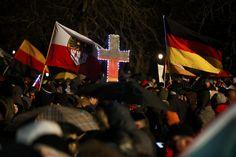 """En promedio, un tercio de los cristianos alemanes dicen que creen mientras que el 28% """"no está seguro"""". En contraste, el 67% de los musulmanes alemanes..."""