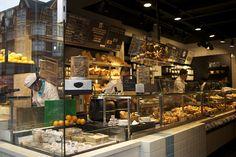 Kamps: New German Backerei Café on Tottenham Court Road Near Warren Street