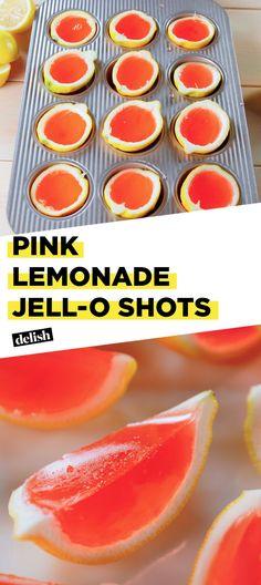 Pink Lemonade Jell-O Have Us Dreaming Of SummerDelish