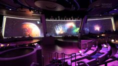 Moment Factory has created their first original theatrical production - Starwater - for Royal Caribbean International's newest ship Quantum of the Seas. Insp...