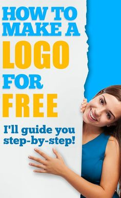 Make a Free Logo without ANY Design Experience. Laughingbird Software's free logo creator lets you easily design your logo using creative templates. Branding Your Business, Business Logo, Business Marketing, Online Business, Email Marketing, Business Tips, Craft Business, Business Cards, Business Essentials