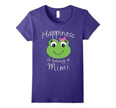 Amazon.com: Happiness is Being a Mimi - Mimi Gift Shirt: ~ Clothing Amazon Prime