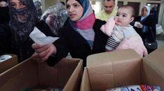 Človek v ohrození vyhlasuje verejnú zbierku na pomoc ľuďom v Sýrii  Občianska vojna v Sýrii si už vyžiadala 60 000 ľudských životov. Štyri milióny ľudí momentálne urgentne potrebujú humanitárnu pomoc. Humanitárna pomoc poputuje do provincie Aleppo, ktorá je jednou z najviac postihnutých bojmi. Arab News, Syria