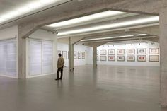 Vista de la instalación en Ivorypress, Madrid, Spain, 2011 / Installation view at Ivorypress, Madrid, Spain, 2011