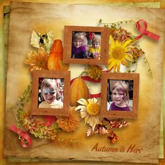 Hello Autumn kit by Booland Designs http://www.digitalscrapbookingstudio.com/personal-use/kits/hello-autumn-the-page-kit/