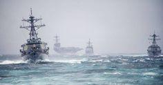 Феномен бронированных кораблей » Военное обозрение