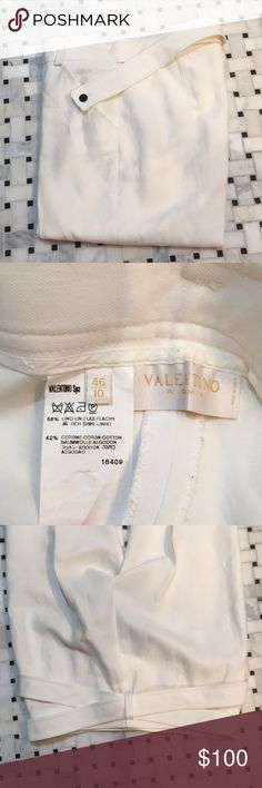 Valentino Trousers Purchased at Neiman Marcus. Valentino Pants