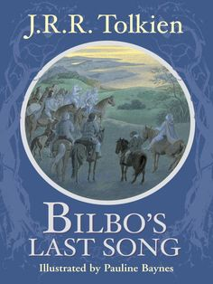 Bilbo's Last Song is considered by many to be Tolkien's epilogue to his classic work The Lord of the Rings. As Bilbo Baggins takes his final voyage to the Undying Lands, he must say goodbye to Middle-earth. Poignant and lyrical, the song is both a longing to set forth on his ultimate journey and a tender farewell to friends left behind.  Pauline Baynes's jewel-like illustrations lushly depict both this final voyage and scenes from The Hobbit, as Bilbo remembers his first journey while he…