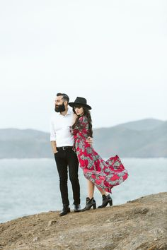 New Darlings - Express - San Francisco Golden Gate Bridge - Couples Style
