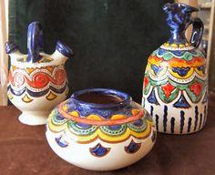 Spanish Ceramic Tito 02