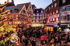 Ya falta poco para que llegue la Navidad y con ellos sus famosos mercados. Hemos hecho una selección con los 10 mejores mercadillos de Navidad del mundo.