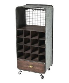 Brookdale Wine Cart Dimensions: X X Weight (LBS): Material If available): Iron, Fir Wood, MDF Finish: Grey, Roast, Roast Style Traditional Style Modern Farmhouse Collection: UPC: 769072610004
