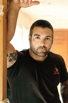 Inside the Closets of HGTV's Anthony Carrino