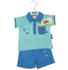 Set 2-teilig - Polo und Shorts