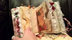 vintage Chunky Junk journal