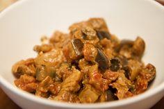 Recette Porc au curry à la thaïlandaise