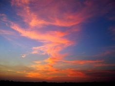 the amazing clouds in the sky by jaleksander97