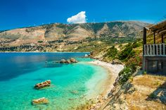 Have you got that Friday feeling? This edition of our 'Pic of the Week' is taken from Vouti beach, Kefalonia Island, Greece! Have a lovely weekend from everyone here at PPA :D