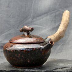 Maxwelton Side Handle Teapot