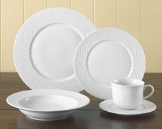 william and sonoma love it so pretty and simple called basket weave really cute for Passover!!! aka Easter:(