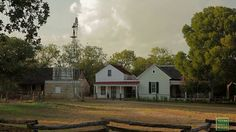 The Sauer-Beckmann Living History Farm interprets the life of a Texas Hill Country farm during the early It is located at LBJ State Park near Stonewall,… Texas Hill Country, Country Farm, Texas Vacations, State Parks, Trips, Cabin, Mansions, History, House Styles