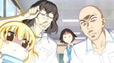 Episode 5 and 6 of D-Frag…
