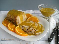De la cocina de Ana: Lomo a la Naranja
