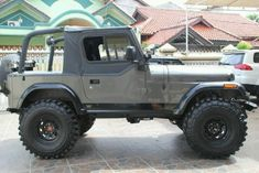 jeep CJ YJ military - Google Search