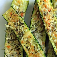 Crusty Parmesan-Herb Zucchini Bites – perfect appetizer for your meals.