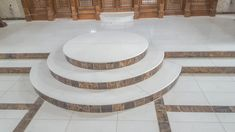 idei pardoseli marmura granit travertin medalioane GVB Stone Division Division, Dining Table, Stone, Furniture, Home Decor, Travertine, Rock, Decoration Home, Room Decor