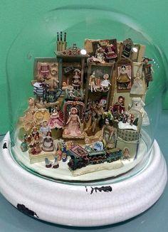 Miniatures Collection by Almudena González.