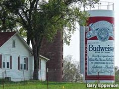 Visit Lavaca Arkansas-Home of America's Largest Beer Can!  (yeah, we are proud!)
