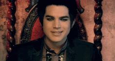 "adam lambert - ""Once I'm in I own your Heart""..mmmm"