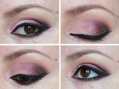 Make Up BorgognaRosa