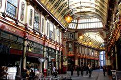 Découvrez les meilleurs lieux de tournage de #harrypotter à #londres, et gratuitement !