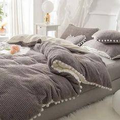 Velvet Bedding Sets, Bed Comforter Sets, Girls Bedding Sets, Duvet Bedding, Bedroom Sets, Bedroom Decor, Sheets Bedding, Girl Bedding, Bedding Decor