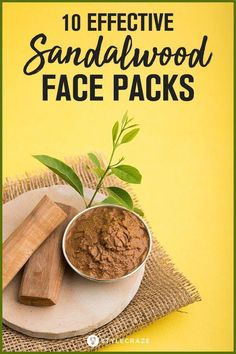 Sandalwood (Chandan) Face Packs work wonderfully in enhancing beauty and health conditions of all skin types. Here are 10 Amazing Sandalwood Face Packs. Natural Hair Mask, Natural Hair Styles, Natural Beauty, Natural Skin, Savon Soap, Natural Cold Remedies, Skin Tag Removal, Cough Remedies, Herbal Remedies