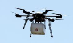 RE.WORK   Blog - Drones for Good: Delivering Off-Grid Healthcare