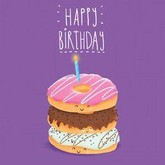 Christmas happy birthday wishes niece vintage cards, vintage cards victorian, merry christmas Happy Birthday Donut, 50th Birthday Wishes, Happy Birthday Niece, Birthday Blessings, Happy Birthday Quotes, Happy Birthday Images, Happy Birthday Greetings, Birthday Pictures, Birthday Fun