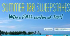 Silk Summer 100 Sweepstakes