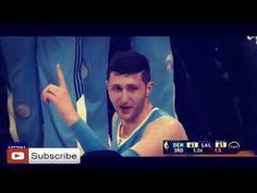 Bosnian Beast Jusuf Nurkic NBA Best Plays