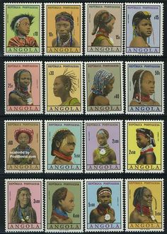 Braids Really Cool African Hairstyles Rare Stamps, Vintage Stamps, African Hairstyles, Afro Hairstyles, Black Magic Woman, Postage Stamp Art, African Inspired Fashion, Twist Braids, African History