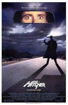 Carretera al infierno (1986), cine gringo independiente convertida en película de culto. Sir Rutger Hauer, actorazo!