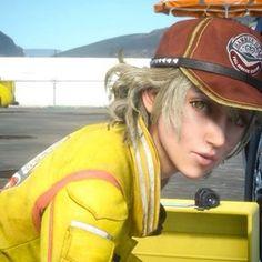 Final Fantasy 15' in yeni resimlerine göz atın.  http://bit.ly/1EQqf3k  #FinalFantasyXV