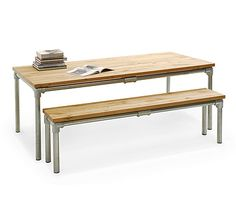 Stoere steigerbuis tafel | Op maat | Showroom Rotterdam Tafel-design.nl