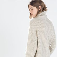Chunky Roll Neck Sweaters | sheerluxe.com